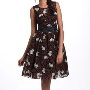 Tracy Reese For Anthropologie Tea Dress